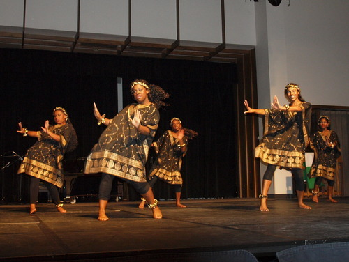 Elikya Dance & Drum Company's