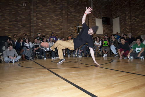 The Bboy Federation League will host its annual Break Dancing Battle Jan. 7 at the Murray Boys and Girls Club. Credit: Courtesy