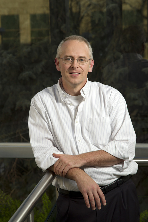BYU education professor David Wiley. Photo courtesy of Brigham Young University