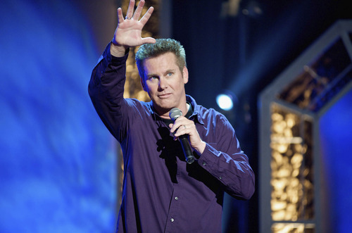 Brian Regan will perform at Abravanel Hall. Courtesy image