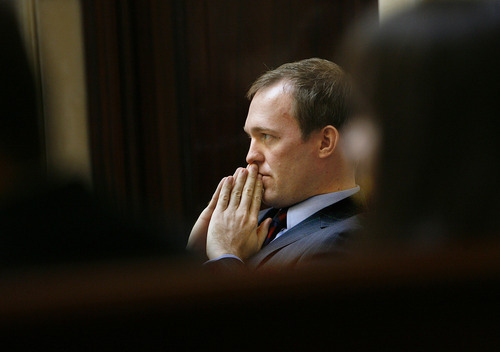 Scott Sommerdorf  |  Tribune File Photo Sen. Ben McAdams, D-Salt Lake City, says an anti-discrimination law reflects the value of Utahns.