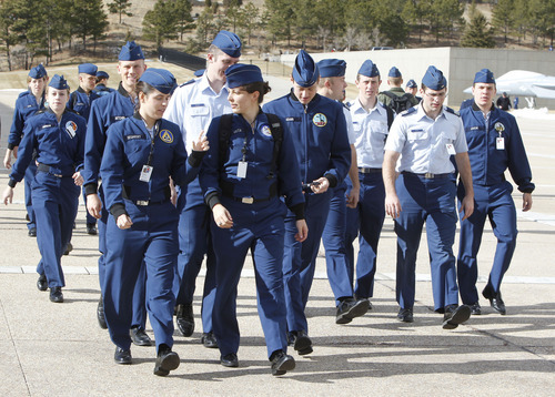air force academy sexual assault scandal Air force admits at least 54 cases of rape and sexual assault at air force academy–scandal called bigger than tailhook: we'll talk to two survivors.