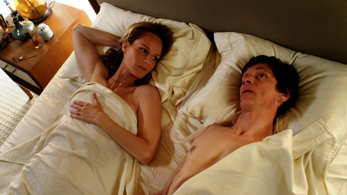 Helen Hunt and John Hawkes star in