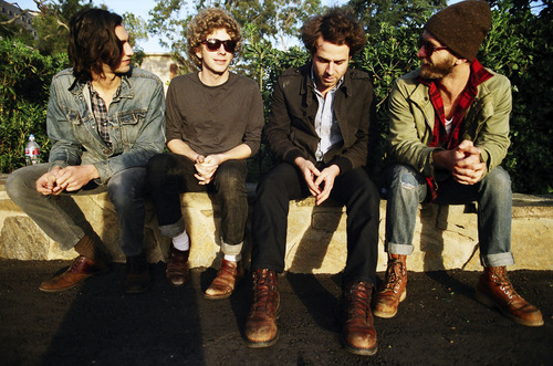 Dawes will perform at the BMI Snowball. Courtesy image.
