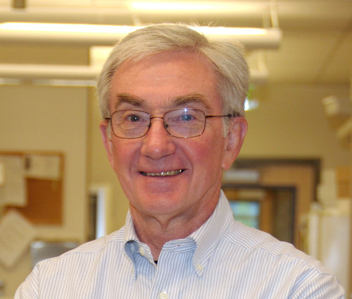 U. professor of biochemistry Dana Carroll has won the Novitski prize from the Genetics Society of America.  Courtesy photo