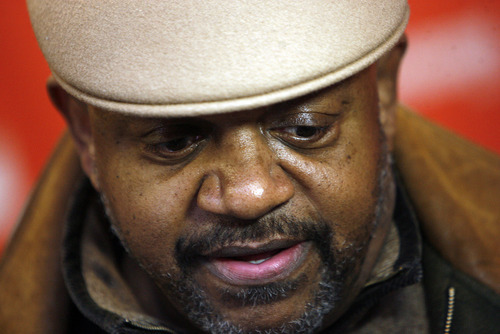 Francisco Kjolseth     The Salt Lake Tribune Charles S. Dutton attends a screening of the movie