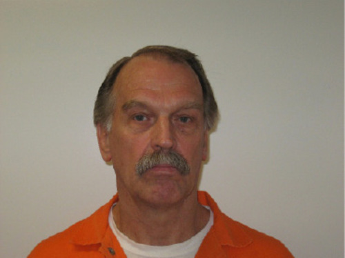 Ronald Lafferty Deathrow inmate courtesy Utah Department of Corrections