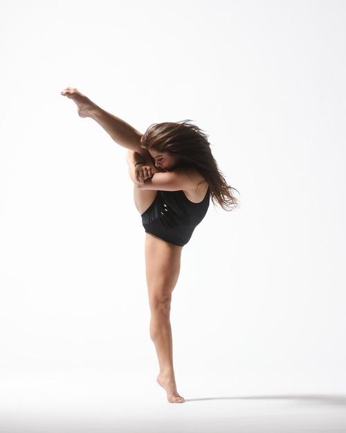 Odyssey Dance Theatre dancer Autumn Crockett.  Courtesy Christopher Peddecord