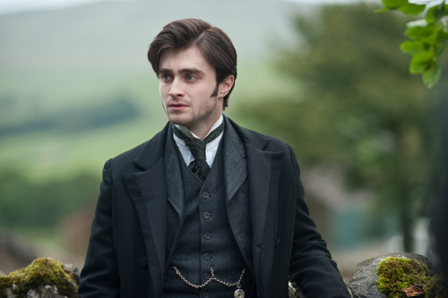 In this film image released by CBS Films, Daniel Radcliffe is shown in a scene from the supernatural thriller