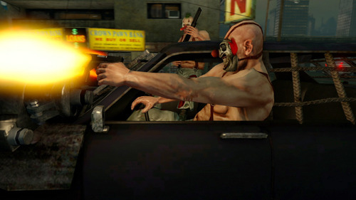 A screenshot from the PlayStation 3 game,