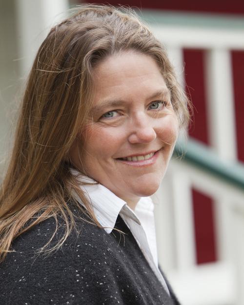 Writer Pam Houston, author of