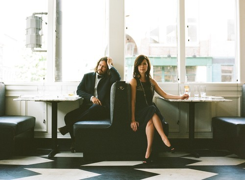 The Civil Wars are nominated for Best Folk Album.