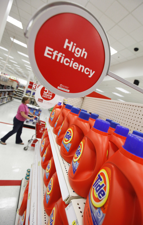 (AP Photo/Steve Helber) The world's largest consumer products maker has experienced slowing sales volume in the U.S. as consumers continue to spend cautiously.