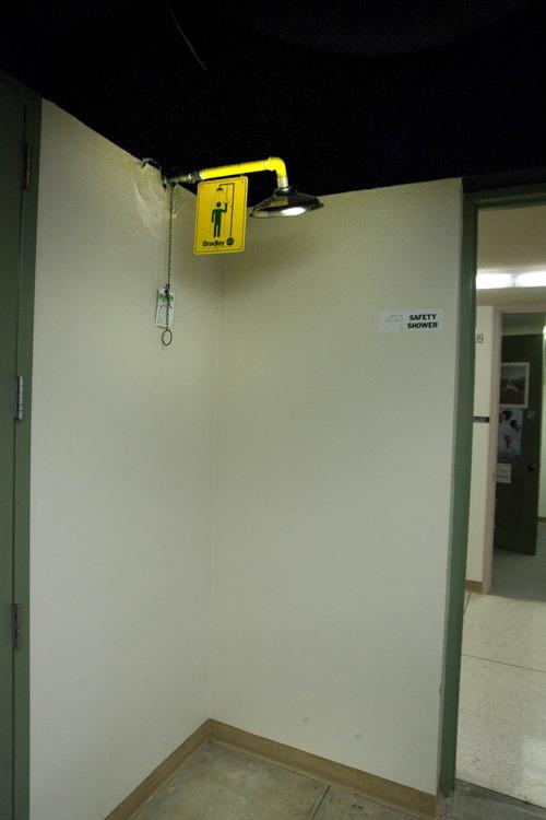 Science Lab Building Weber State University
