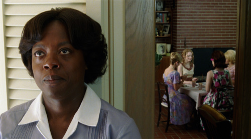 Dale Robinette     The Associated Press Viola Davis is shown in a scene from