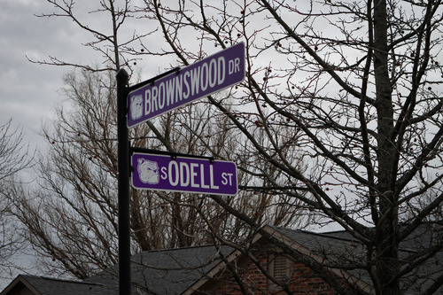 Chet Strange  |  Special to the Tribune  Before the Jazz, Gordon Hayward bore the title of Butler Bulldog.  Gordon, however, has been a Bulldog from birth.  In his hometown of Brownsburg, Ind, every street corner reminds you of that fact.