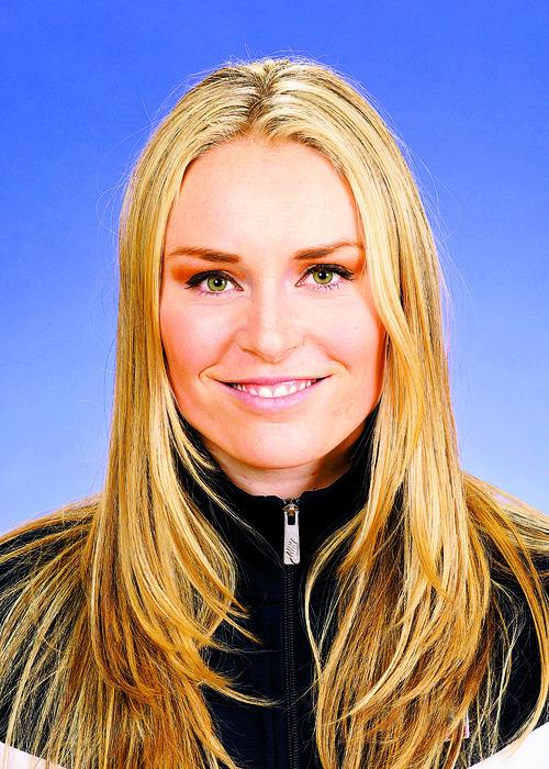 Lindsey Vonn -- Alpine Skiing