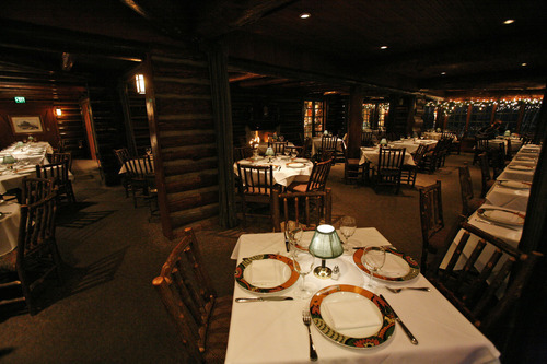 Tribune file photo Leap Day idea: Take your wife to the Sadie Hawkins dinner and dance at Log Haven (6451 East Millcreek Canyon Road, Salt Lake City).