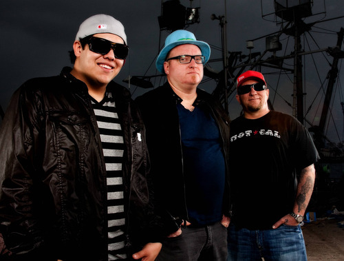 Sublime with Rome will headline at Saltair.  Courtesy image.
