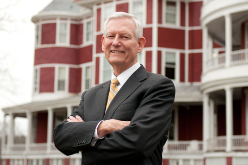 Courtesy Leah Sidwell Paul K. Sybrowsky, former LDS general authority, has been named the new president of Southern Virginia University.