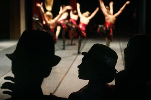 Scott Sommerdorf  |  The Salt Lake Tribune              Dancers with