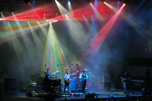 Umphrey's McGee performs at The Depot on March 10. Courtesy image
