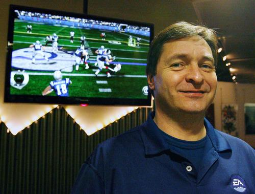 Steve Griffin     The Salt Lake Tribune