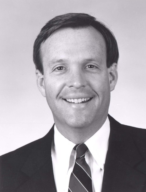 Tribune file photo  Democrat Scott Howell, a former state senator and 2000 Democratic nominee for U.S. Senate, has filed his candidacy in this year's U.S. Senate race.