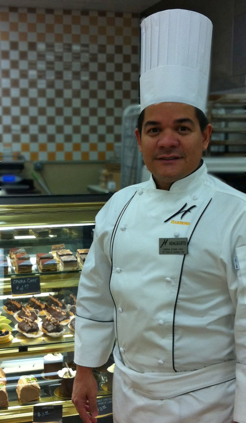 Adalberto Diaz The Executive Chef And Cooking School Instructor At Harmons Grocery Store In Downtown