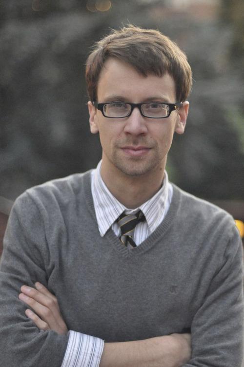 Matthew Bowman, author of