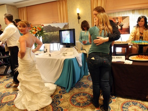 Gay and lesbian wedding expo
