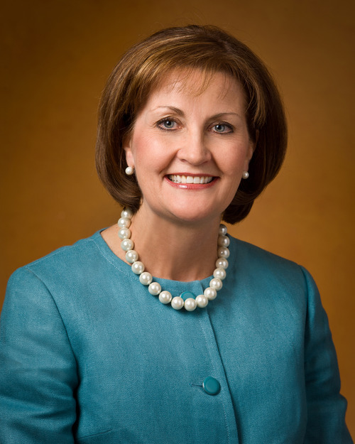 New Relief Society General President Linda K. Burton Courtesy LDS.org