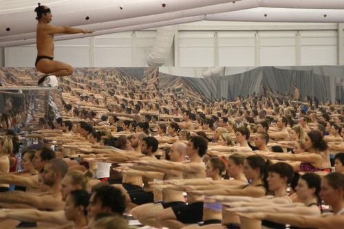 Bikram Choudhury, the founder of Bikram Yoga, will be making his first Utah appearance.  (Courtesy of Bikram Yoga)
