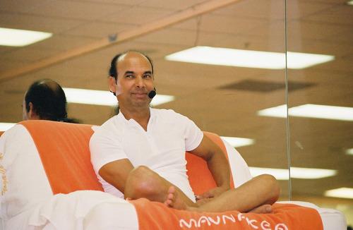 Bikram Choudhury (Courtesy of Bikram Yoga)