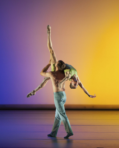 Aspen Santa Fe Ballet will perform April 7 at The George S. and Dolores Doré Eccles Center for the Performing Arts in Park City. Courtesy image