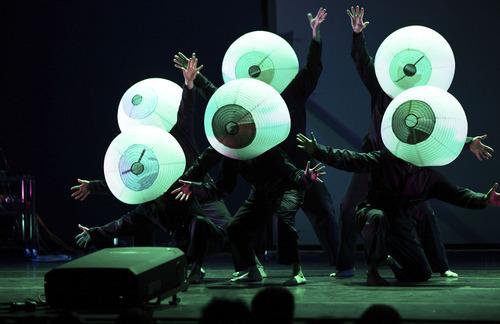 Dance company Pilobolus will perform at RadioLab's