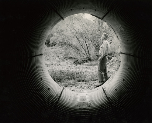 Tribune file photo  This 1943 photo from the Works Progress Administration shows a culvert near Huntsville.