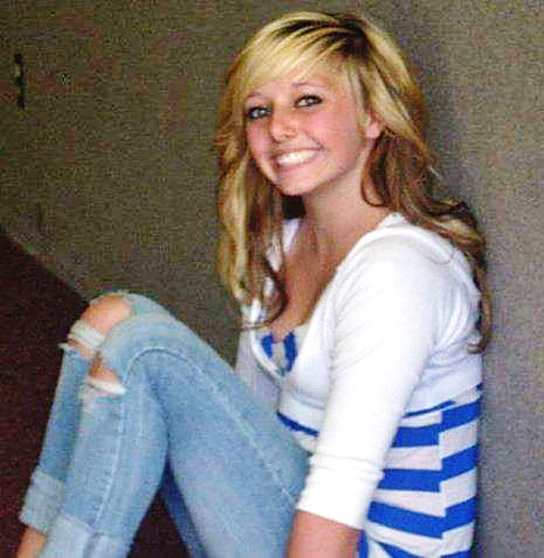 Alexis Rasmussen. Courtesy North Ogden Police Department