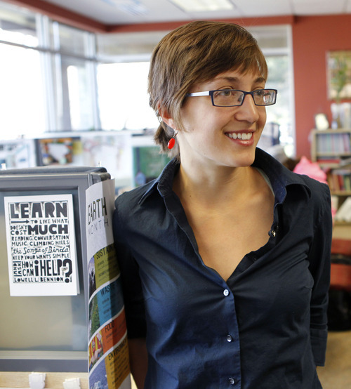 Al Hartmann  |  The Salt Lake Tribune Honors student Ashley Edgette is the sixth University of Utah student in a row to be named a Truman Scholar, a prestigious honor for undergrads headed into public service careers.