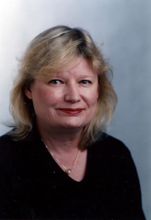 Helen Forsberg, former Salt Lake Tribune arts writer.