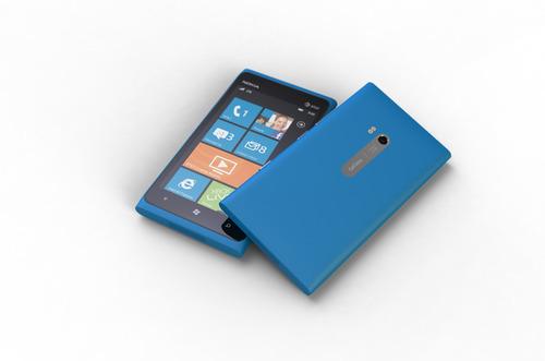 The Nokia Lumia 900 phone, powered by Windows Phone 7.5. Courtesy image