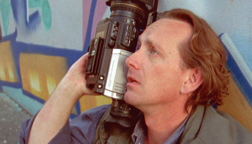 Richard Dutcher stars as Eric, a videographer in a moral crisis, in the 2008 drama