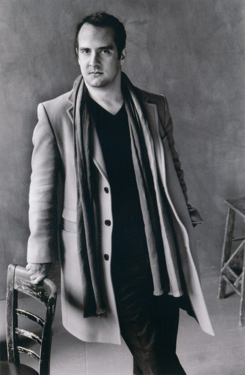 British composer Tarik O'Regan's new choral-orchestral work,