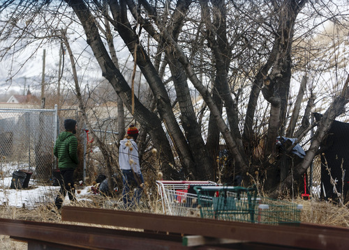 Utah Temporary Homeless Numbers Reach Alltime High The Salt - Local time in salt lake city