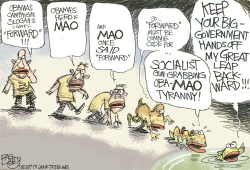 Pat Bagley, Primordial gas politics, Salt Lake Tribune, May 3, 2012