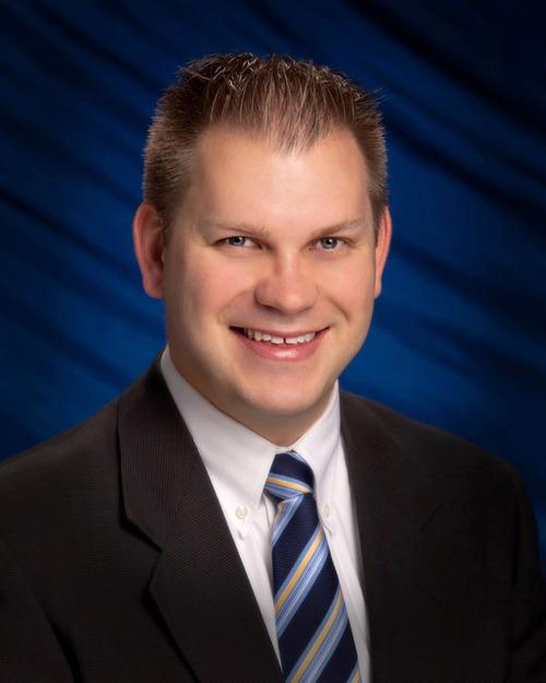 Eric Richardson • Mayor of Cedar Hills.