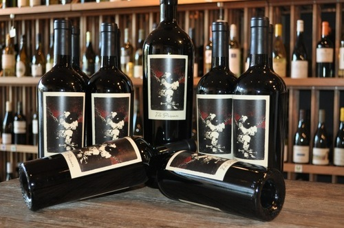 Prisoner, by Orin Swift, is one of the four wines to be featured at a dining event at Wild Grape Bistro. Courtesy photo