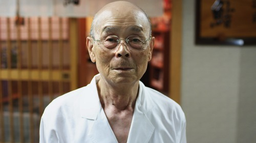 Courtesy of Magnolia Pictures Jiro Ono, the subject of the documentary