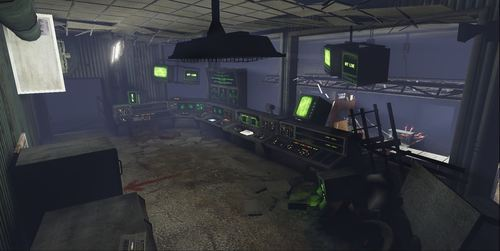 Screenshots from the student video game