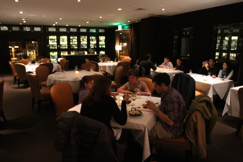 Tribune file photo You'll need reservations to treat Mom (and Grandma) on Mother's Day, the busiest dining day of the year. Slopes in the Waldorf Astoria in Park City is among the Utah restaurants that will be open on Mother's Day.